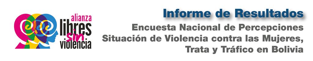 Informe de Resultados Alianza Libres Sin Violencia